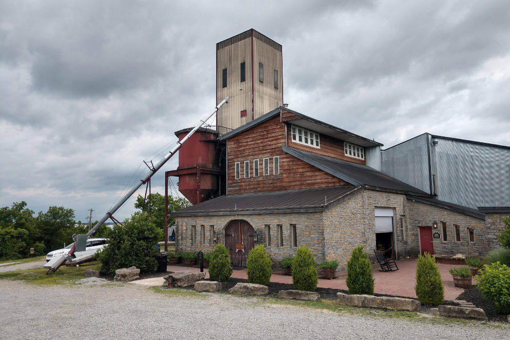 kentucky willitt distillery