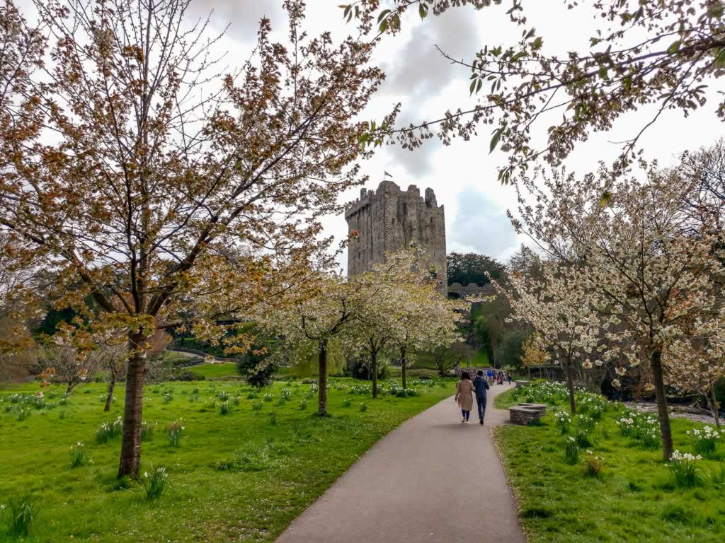 Blarney Castle Ireland 01 beautiful walk