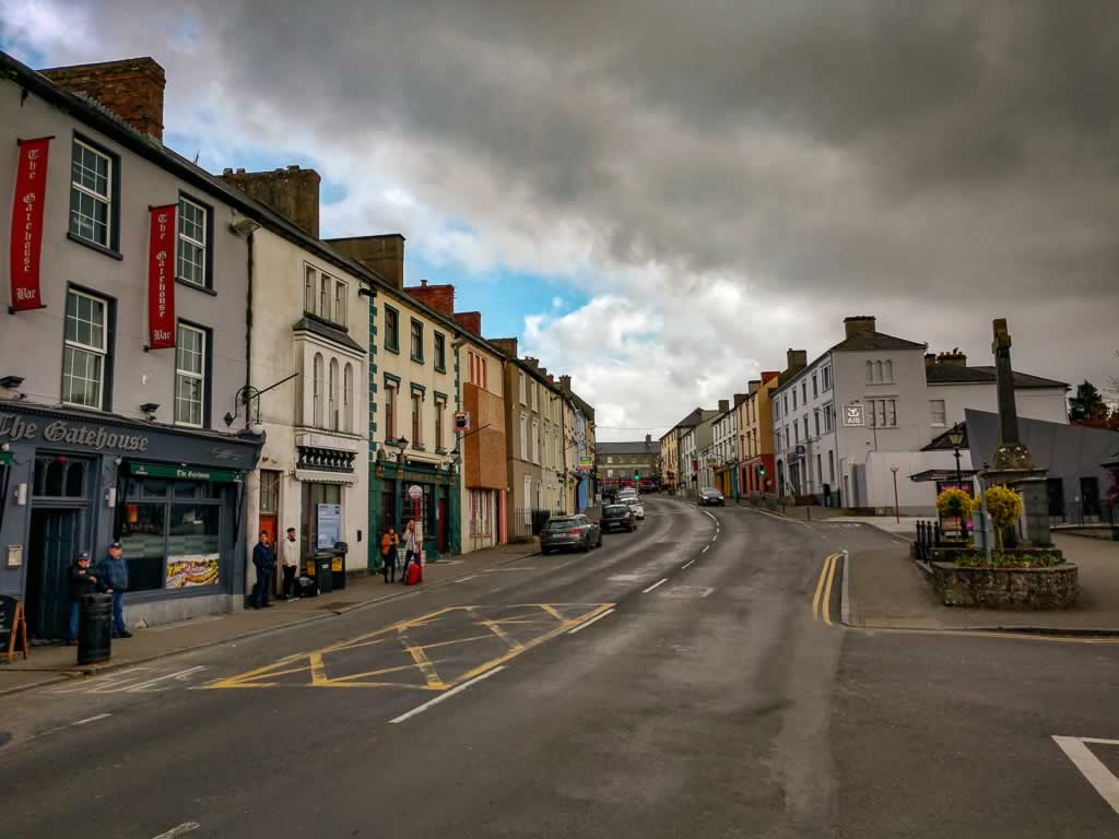 Cahir Ireland street view