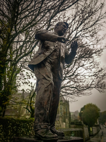 Clonakilty Ireland Michael Collins Monument