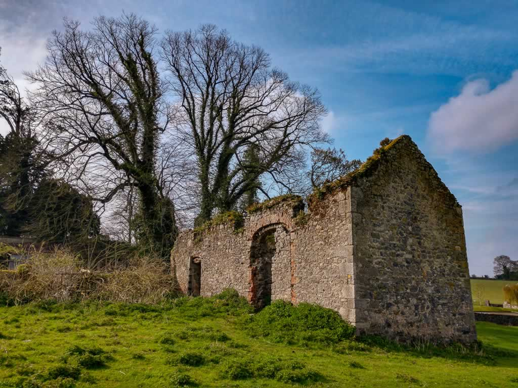 Kells Priory Ireland 2 outer building