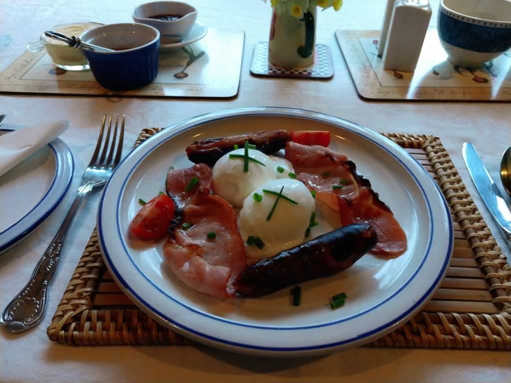 Littlewood BnB Irish Breakfast