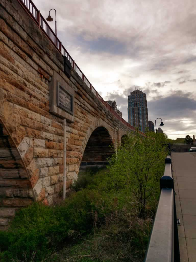 Minneapolis 11 Stone Arch Bridge