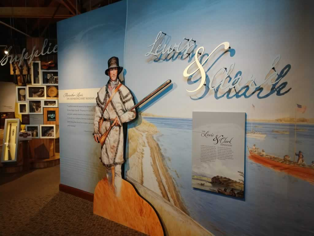 North Dakota Louis and Clark Interpretive Center