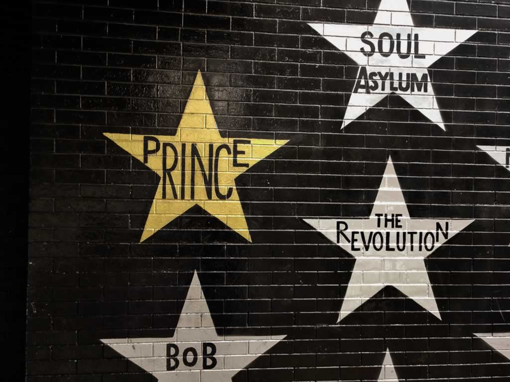 minneapolis first avenue prince the revolution star