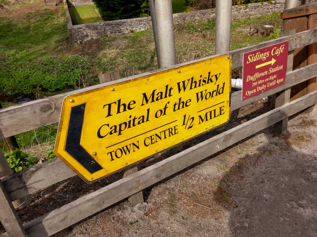 highlands dufftown 04 malt whisky capital of the world