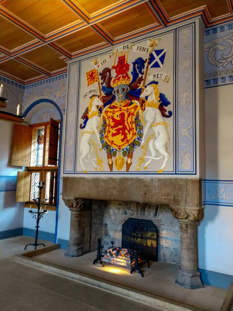 stirling castle 26 royal palace kings presence
