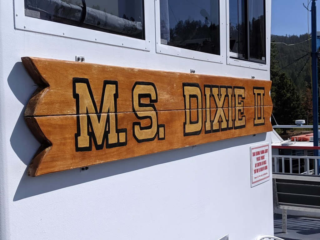 ms dixie ii sign