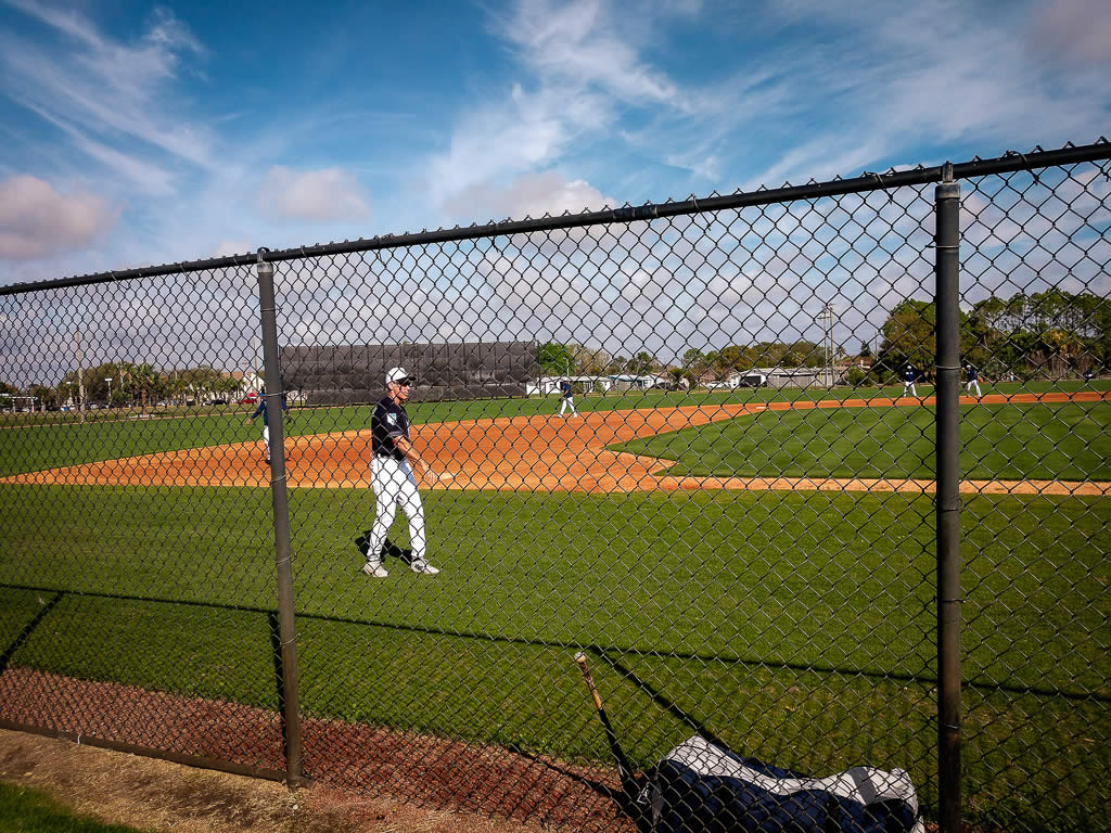 Florida Spring Training - Hall of Famer Alan Trammell