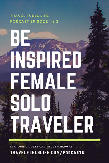 female solo travel