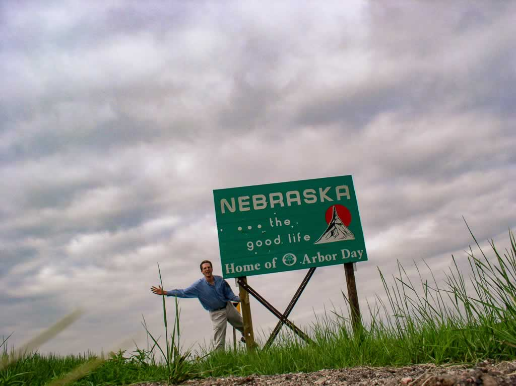 Nebraska I Was There