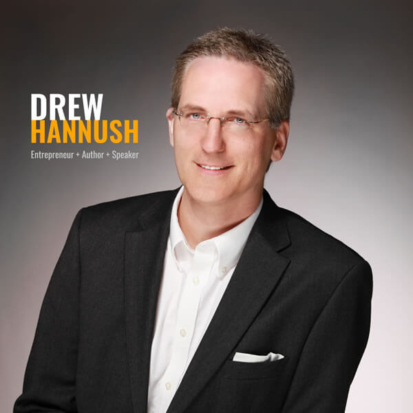 Drew Hannush Show Episode 1